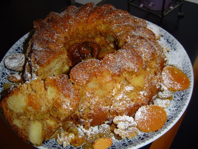 פרוסהה - עוגת תפוחים סילאנית בחושה ועסיסית במיוחד