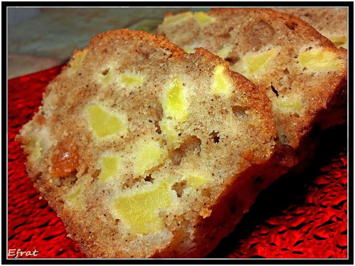 אפרת יפעת 1 - עוגת תפוחים סילאנית בחושה ועסיסית במיוחד