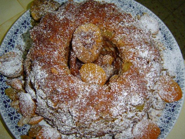 סילאן - עוגת תפוחים סילאנית בחושה ועסיסית במיוחד