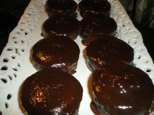 chli3 300x225 - עוגת שוקולד עסיסית ומטריפה