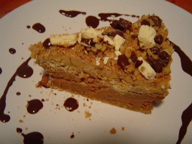 d7a2d795d792d7aa d79ed795d7a1 d7a2 - עוגת מוס אגוזי לוז ריבת חלב וחלבה