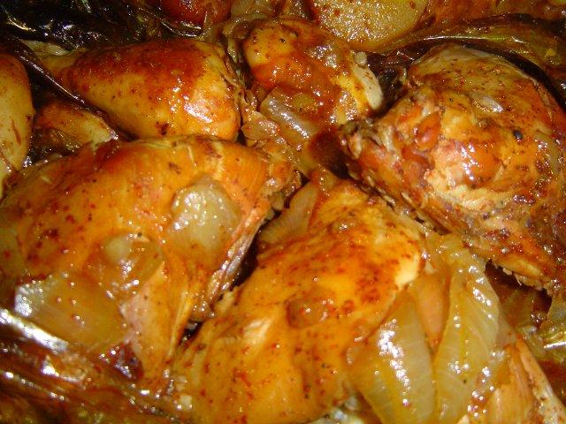 """d7a7d795d7a7d799 d790 1 - עוף ב""""קוקי"""" עם תפוחי אדמה"""