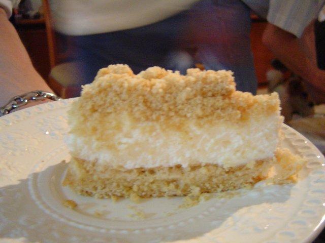 d791d795d795d790d7a8d799d794 d7a4d799d7a8d795d7a8d799d79d - עוגת גבינה קרה בפירורים
