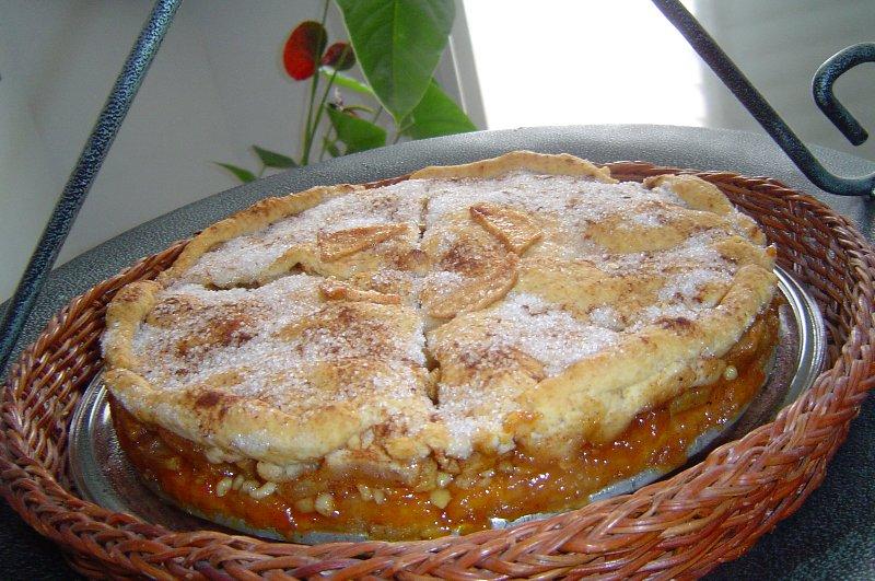 "d7a0d79bd7a1 d7aad7a6d795d792d794 - עוגת ""נכס"" תפוחים"