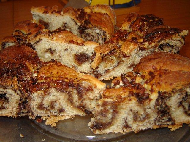 d7a9d79ed7a8d799d79d d7a8d798d795d791d794 - עוגת שמרים - נוסטלגיה של עוגה