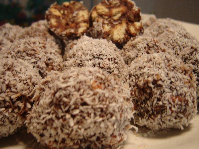 כדורי שוקולד של פעם (נוסטלגיה)