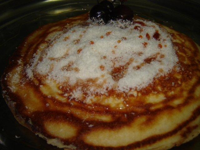 d7a4d7a0d7a7d799d799d7a7 1 - פנקייק עסיסי ובשרני כמו עוגה