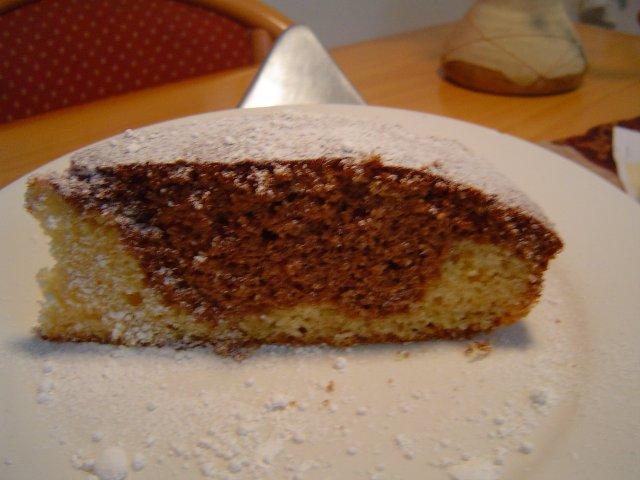 d7a9d799d7a9 d798d797d799d7a0d7941 - עוגת שיש מטחינה וסילאן