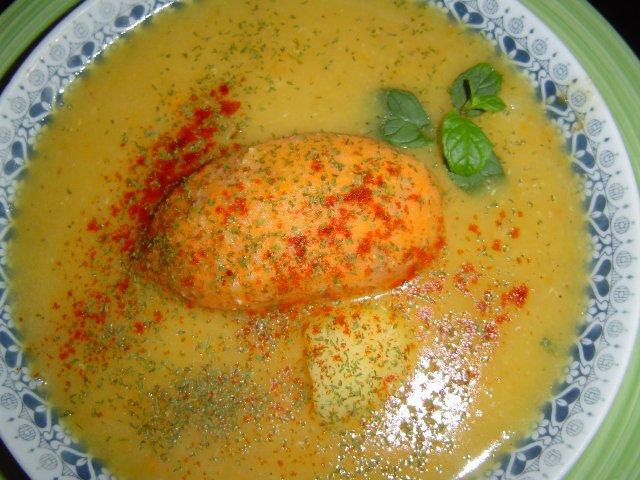 מרק אפונה סנפרוסט-מהיר סמיך וטעים