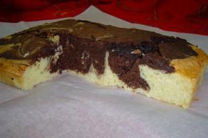 עוגת שיש קלאסית
