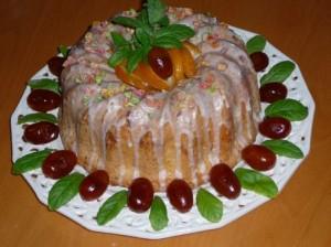 d7a7d79cd799d7a4d795d7aa d7a9712 300x224 - עוגת קליפות הדרים