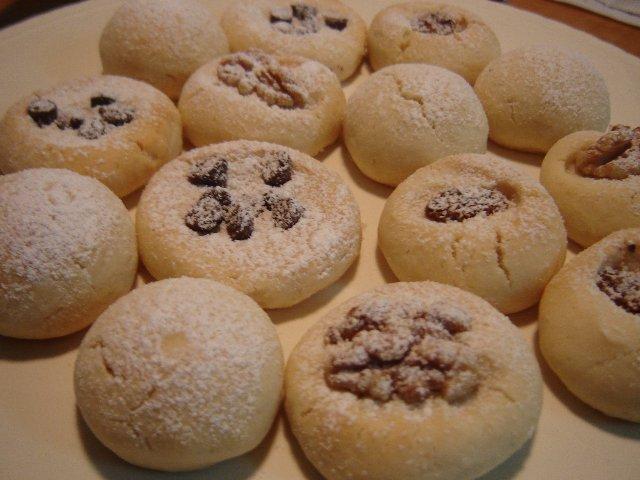 d797d79ed790d794 d7a7d795d7a7d795d7a1 - עוגיות חמאה קוקוס