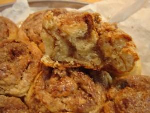סינרול קינמון בבצק גבינה