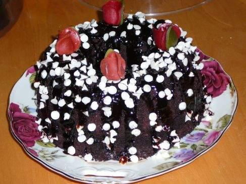 סלקום הכינה שריתב1 - עוגת שוקולד עסיסית בחושה -  במיקרו
