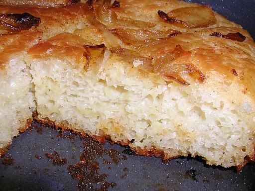 תפוא בישולה יפעתושש - בובעל'ה - עוגת תפוחי אדמה בשמרים