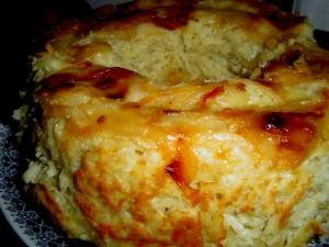 בובעל'ה - עוגת תפוחי אדמה בשמרים