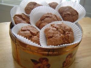 עוגיות בריאות בטעם שוקולד