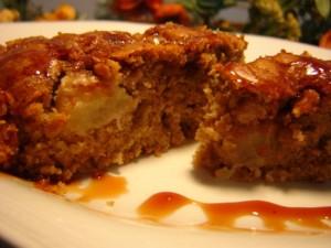 עוגת אפרסקים סילאנית