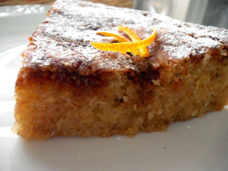 פודינג 33 - עוגת תפוזים מנצחת לפסח