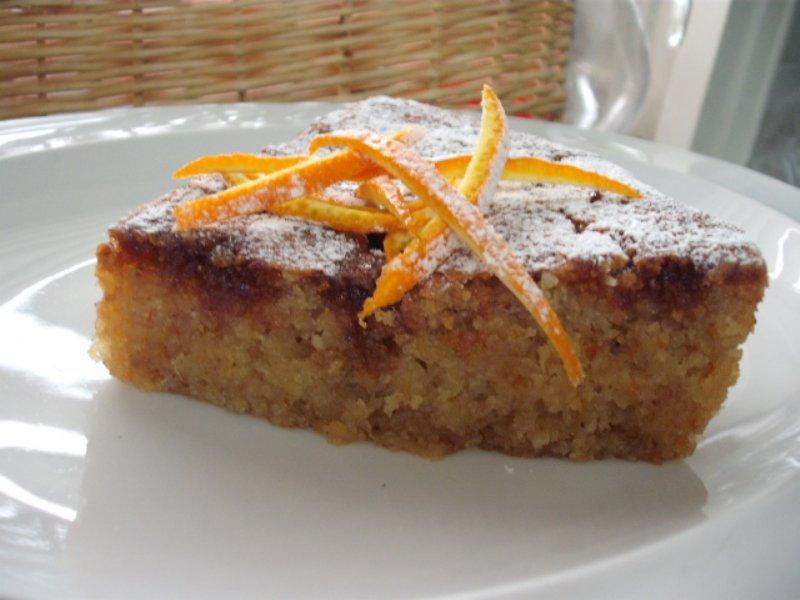 פסח22 - עוגת תפוזים מנצחת לפסח