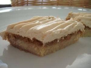 עוגת שקדים קפוצ'ינו גם לפסח