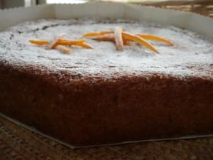 עוגת תפוזים מנצחת לפסח