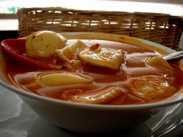 ורניקס - מרק עגבניות מזרח ומערב