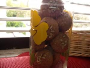 עוגיות גרנולה מהירות
