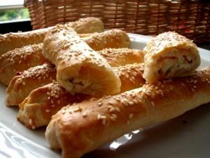 מגולגלות גבינה וזיתים - אישי
