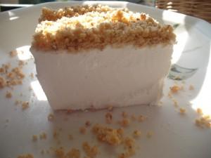 d7a4d799d7a8d795d7a8d799d79d1 300x225 1 - עוגת גבינה בציפוי פירורים/פירות יער