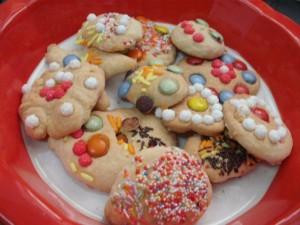 עוגיות ילדים אביב שחר
