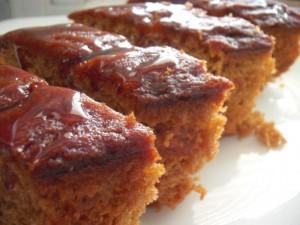 עוגת דבש עתיקה