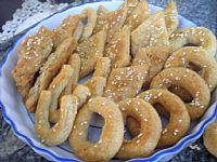 גבינה משודרג פסח - עוגיות גבינה מלוחות לפסח