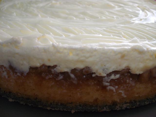 דבורה1 2 - עוגת עוקץ הדבורה בנוסח פירגה