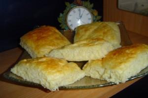 לחם שטוח מהיר הכנה