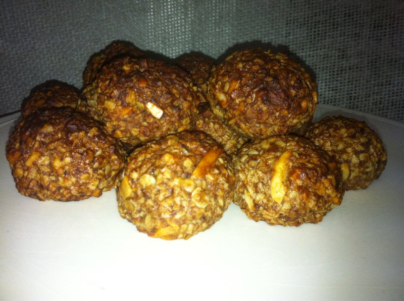 img 0085 800x597 - עוגיות שיבולת שועל ושקדים