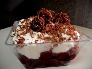 עוגת היער השחור -  אישי