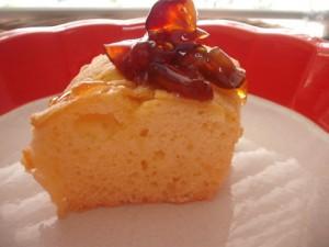 עוגת תפוזים מיוחדת