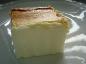עוגת הגבינה של דודו חמוד