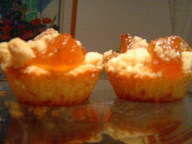 תפוח אישי בשטרוייזל - עוגת תפוחים בפירורים-אישי