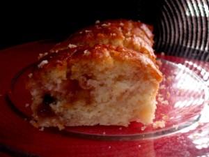 עוגת קוקוס לימונית בנגיעות ריבה