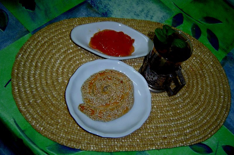 בקר פרעצל ותה - בצק למאפים מתוקים ומלוחים
