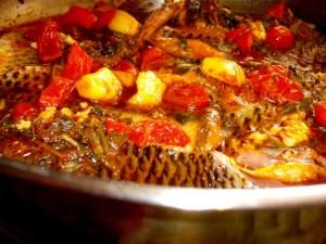 דג מרוקאי טיפוסי
