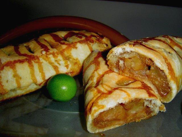 d7aad7a4d795d797 d791d79cd799 - שטרודל תפוחים מופחת סוכר