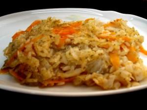 פשטידת אורז מלא
