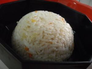 אורז עם הפתעת ירקות