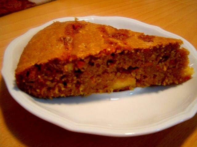d792d796d7a8 d79cd79cd790 - עוגת גזר מופחתת סוכר