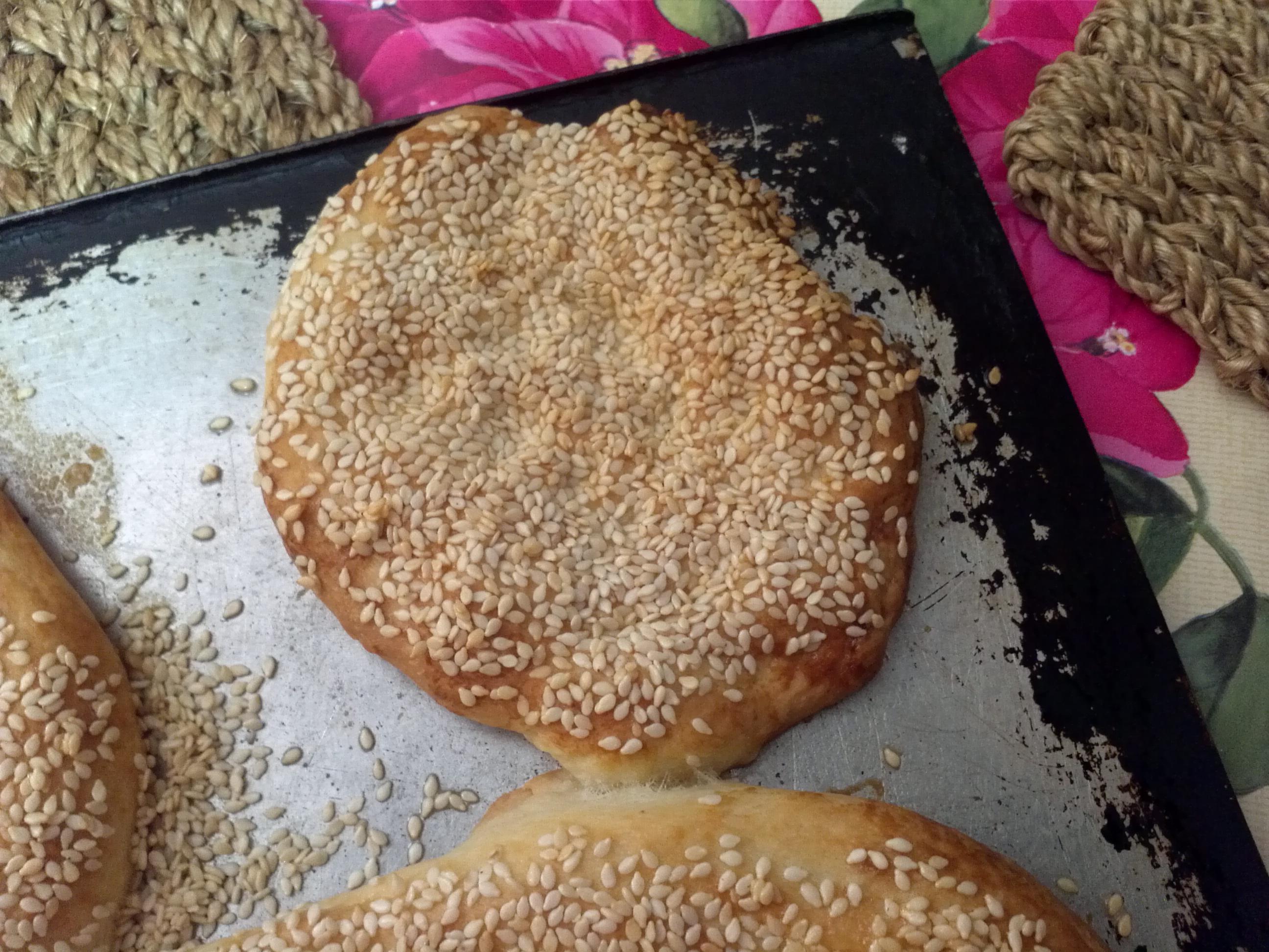 בוכרי - לחם בוכרי