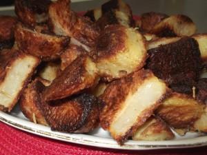 תפוחי אדמה בתנור הכי טעימי שיש