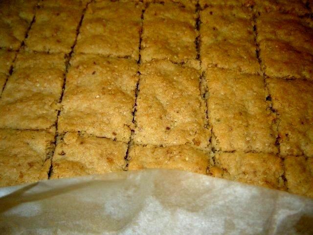 אמא - עוגיות שומשום נוסטלגיות